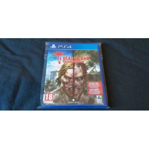 Dead island definitive Edition ps4.