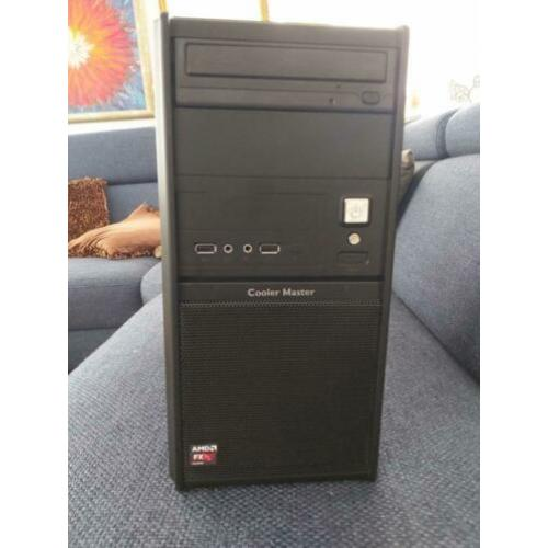 Desktop pc 120gb ssd 8gb ddr3 ram defect