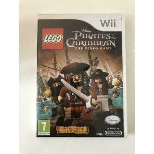 *** Wii Pirates of the Caribbean ***