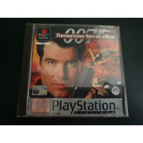 Playstation 1 - Setje Games (007, Fifa 99, Coolboarders 2)