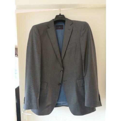 Tommy Hilfiger Tailored pak maat 48 - donkergrijs/antraciet